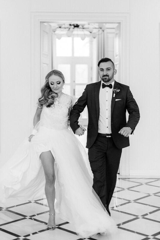 Pałac Minoga, Rustykalne wesele Spichlerz, Ślub w plenerze