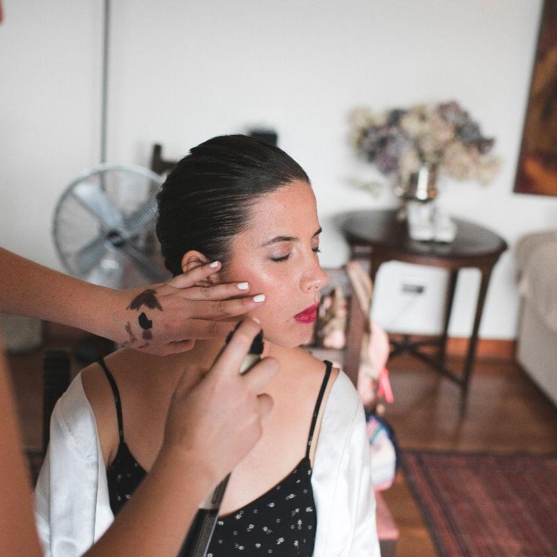 Tere Pérez Cotapos Maquilladora