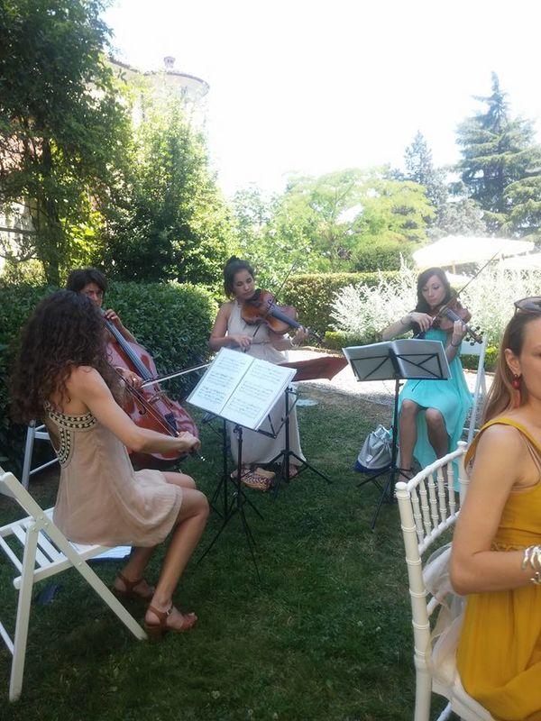 Quartetto d'archi femminile