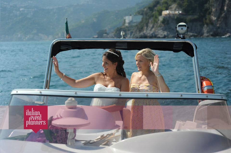 Dutch Wedding in Amalfi Coast