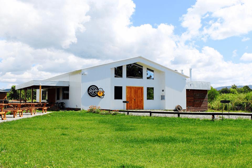 Centro de Eventos Sayka