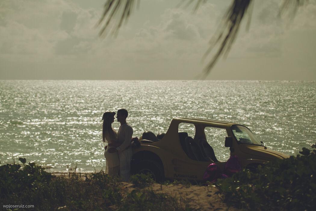 Ensaio pre wedding - Casal super romântico