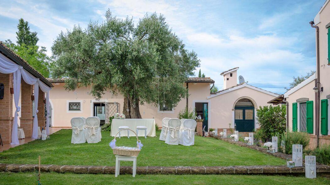 Villa gazzani montecosaro