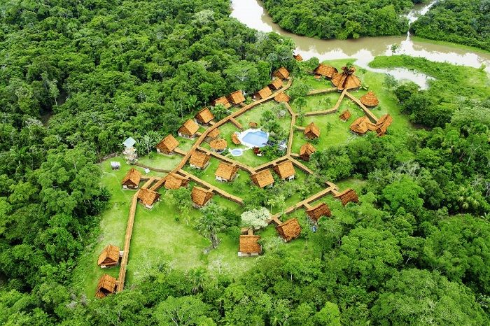 Iquitos - Amazon Rainforest Lodge