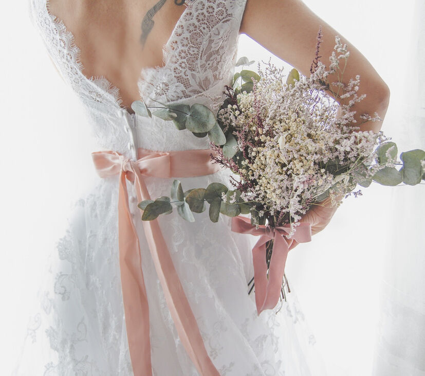 Mangata flowers and happiness