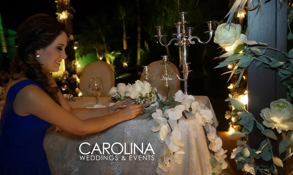 Carolina Paredes Wedding & Events