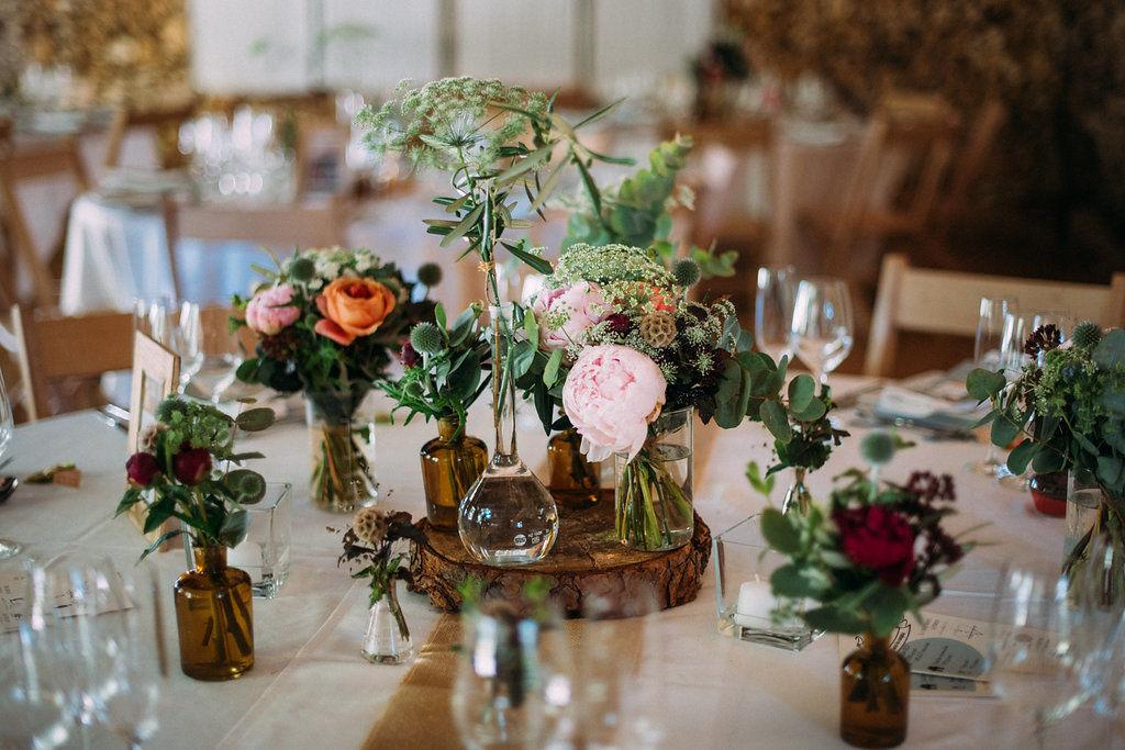 Les Mauvaises Herbes, Artisans Fleuristes Crédit Photo: Tant de Poses.