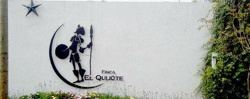 Finca El Quijote en Atlixco