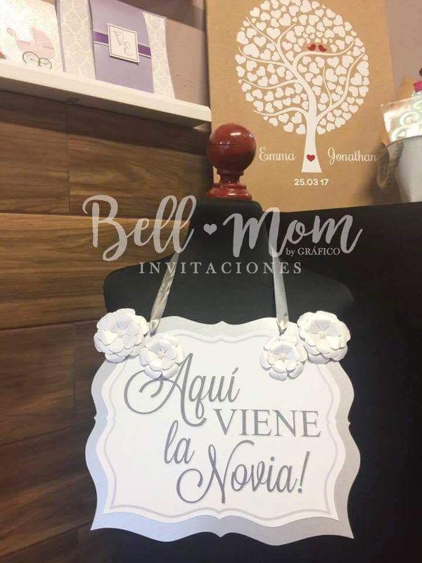 Bellmom Invitaciones