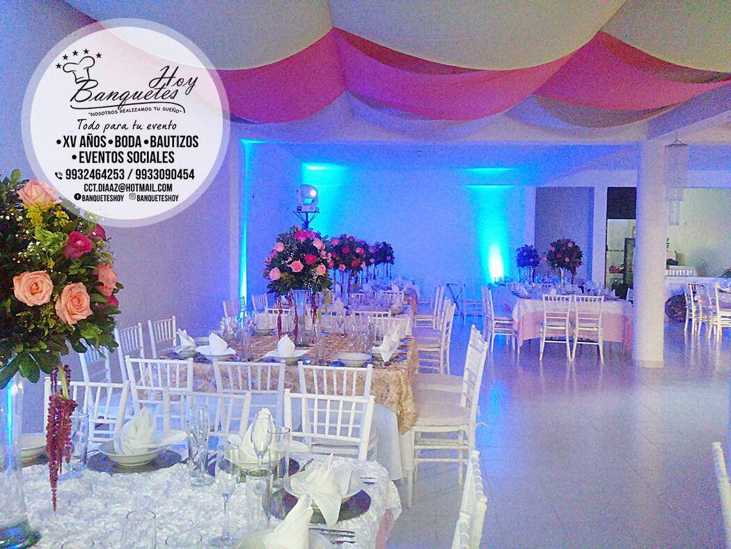 Banquetes HOY