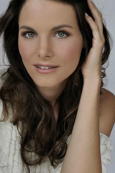Beispiel: Natürliches Make-up, Foto: Esther Behrendt.