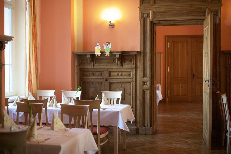 Beispiel: Eindruck von den Räumlichkeiten, Foto: Schloss Boitzenburg.