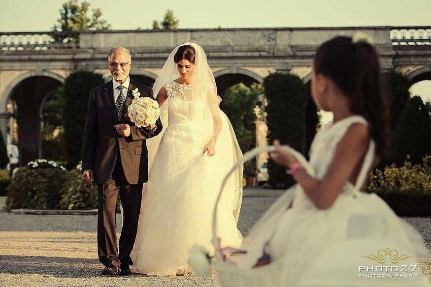 Matrimonio Villa Trivulzio