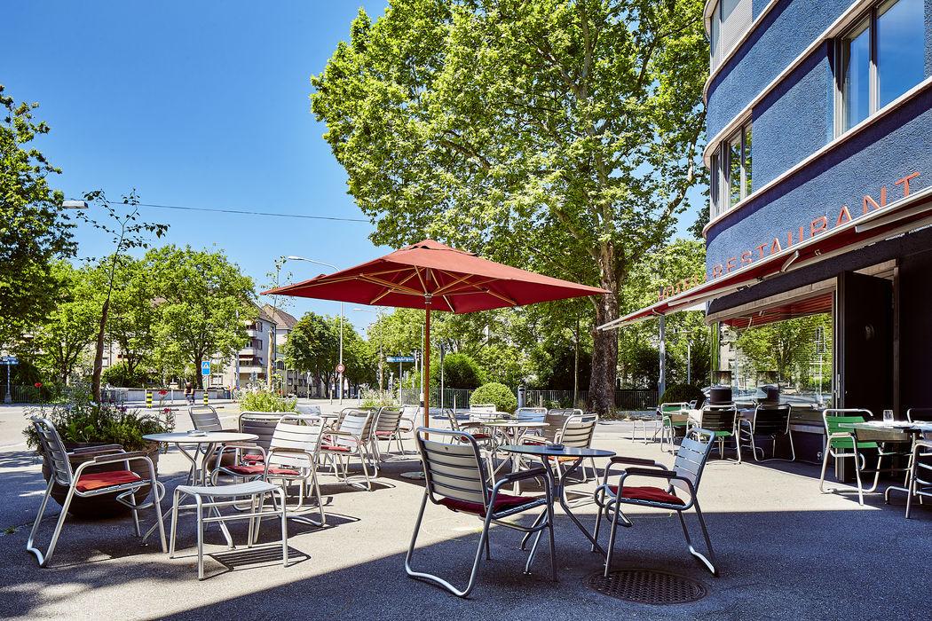 Hotel Greulich: Boulevard