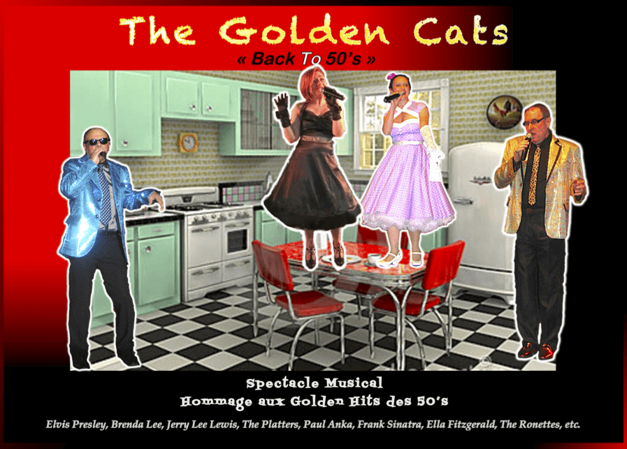 The Golden Cats