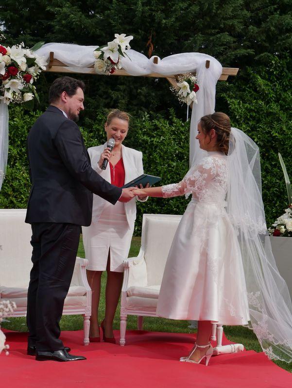 Votre Ceremonie by Charlotte