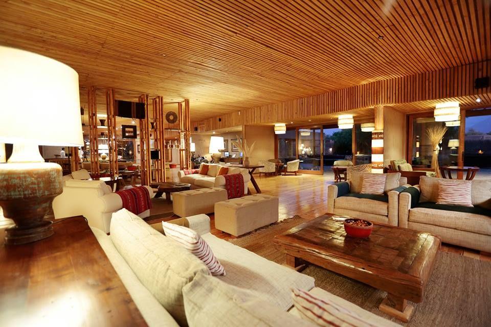 Hotel & spa Cumbres  de san Padro