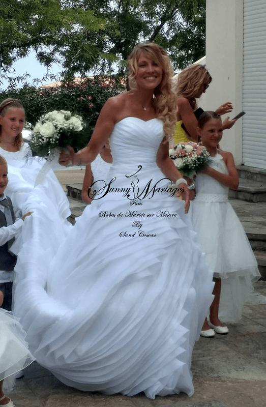 Sunny Mariages  -  robe de mariée