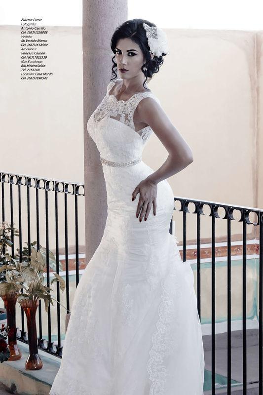 Mi Vestido Blanco Novias
