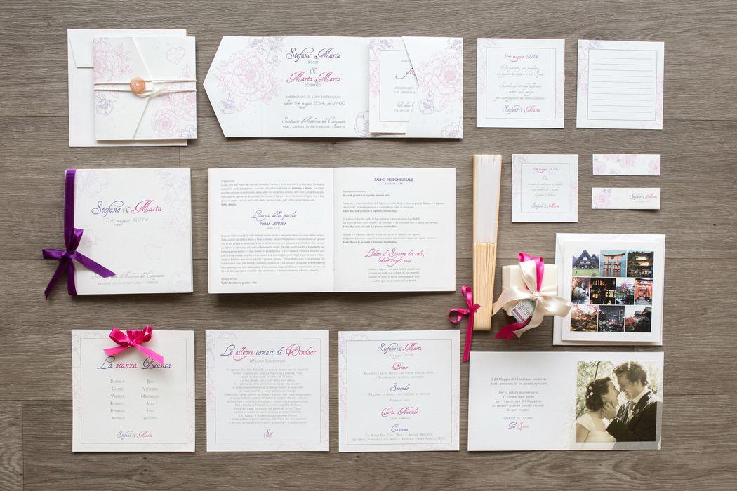 Wedding Suite personalizzate in ogni particolare.