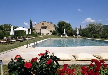 Piscina - Castel Bigozzi
