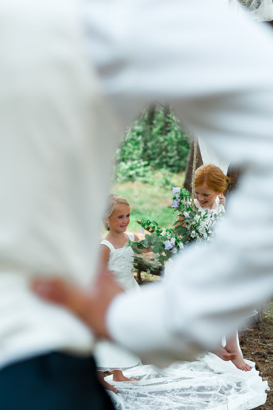 Romantic Forest Wedding