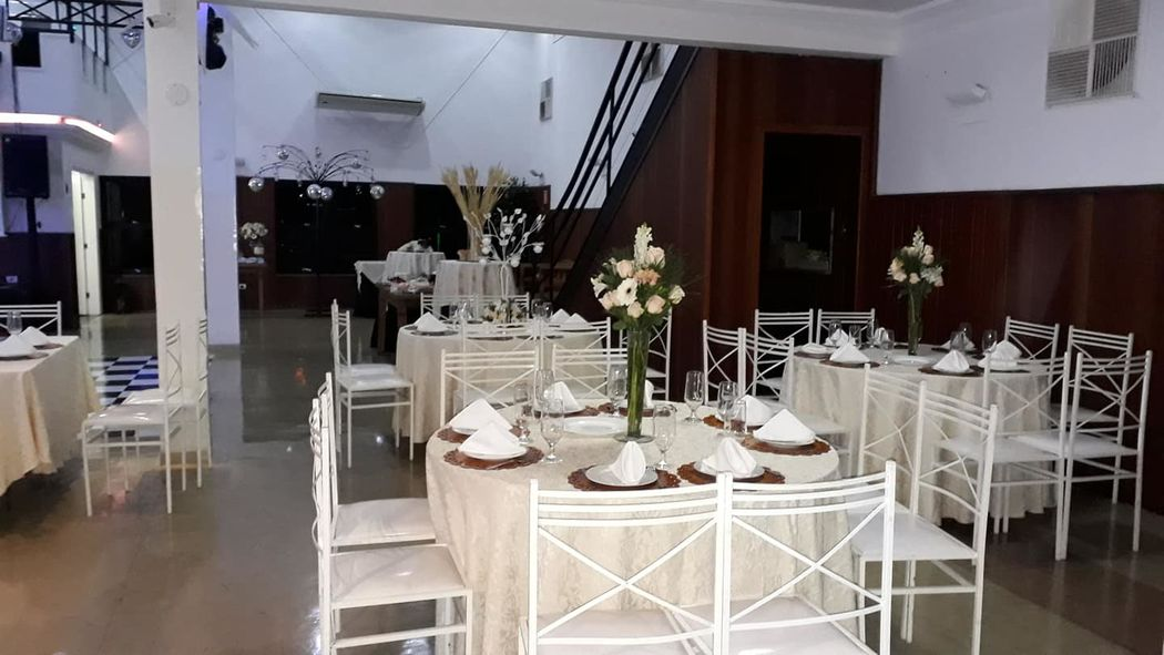 Buffet Palmares Hall