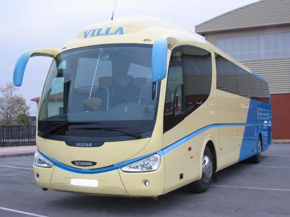 Autocares Villa