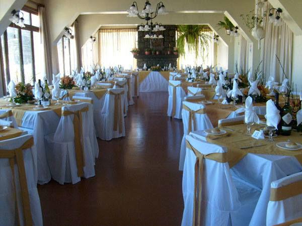 Hotel Restaurante Las Cruces.