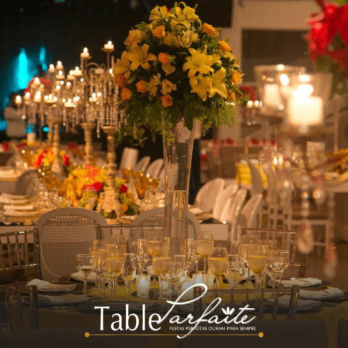 Table Parfaite Decoração
