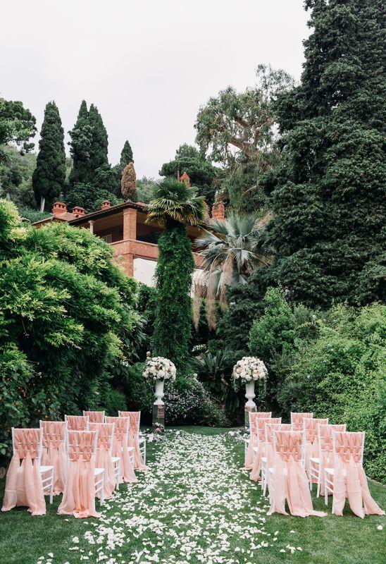 Свадебное агентство MarryMe Agency. Свадьба на Лазурном побережье в Италии