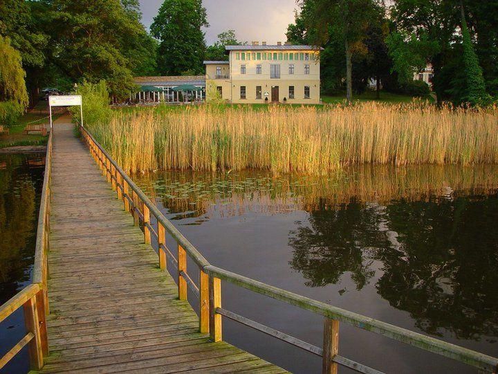 Beispiel: Blick vom Steg, Foto: Kavalierhaus Caputh.