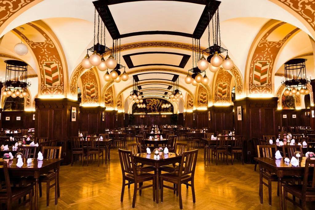 Beispiel: Restaurant Großer Keller, Foto: Auerbachs Keller.