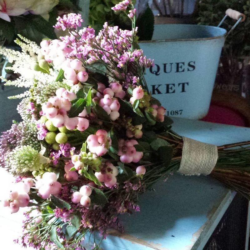 La Trastienda floristería