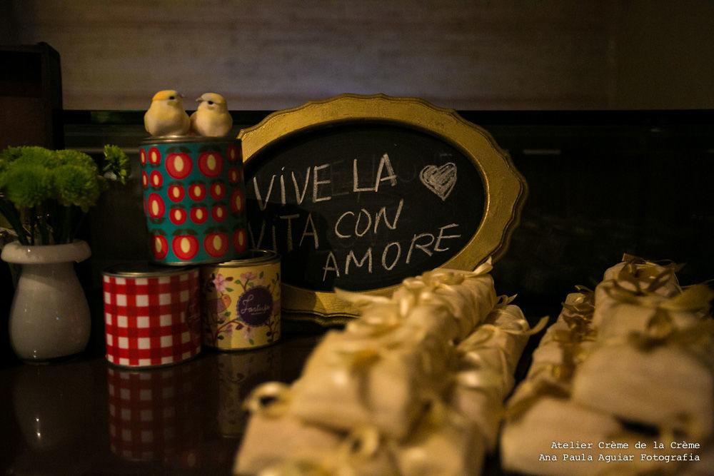 Crème de la Crème by Romina Ferreira