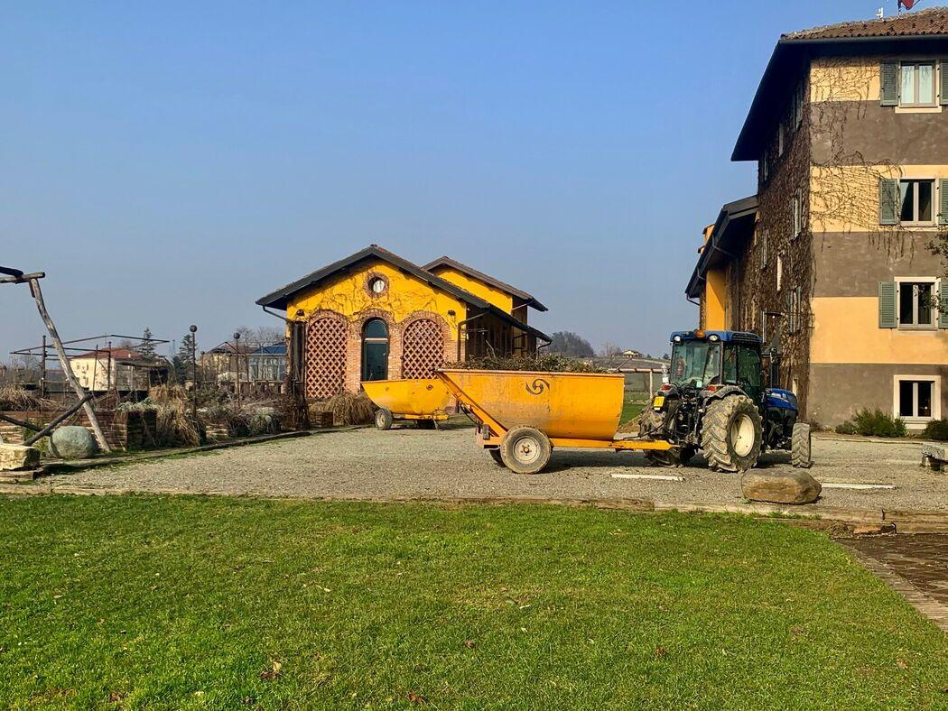 Villa Sparina - La Cantina