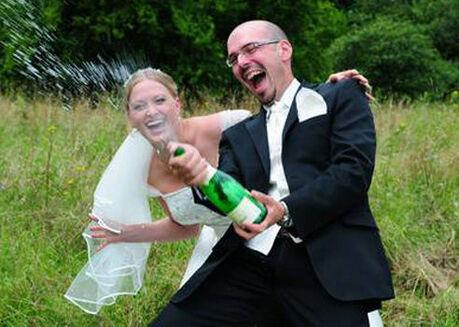 Beispiel: Ihr Hochzeits-Caterer, Foto: Königskraut Catering.