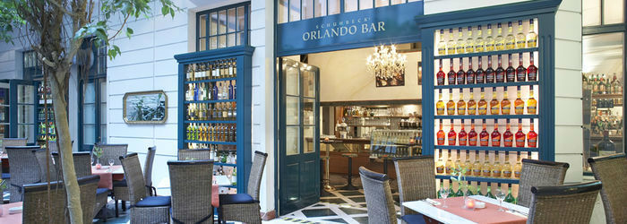Beispiel: Orlando-Bar, Foto: Schubecks Orlando.