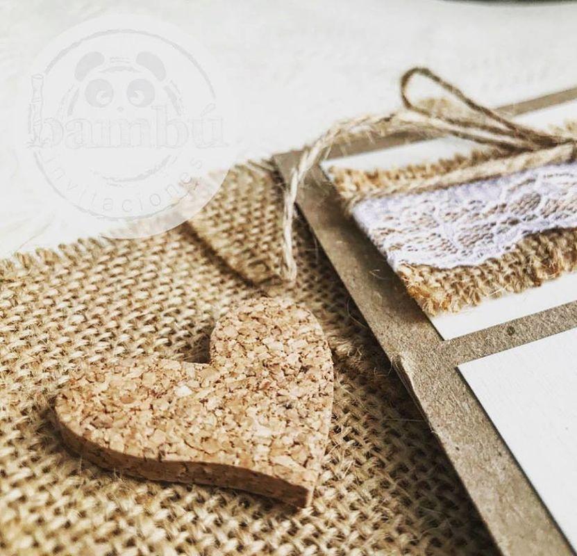 Bambú Invitaciones