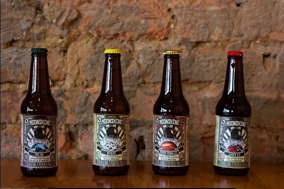 Cervecería Moonshine