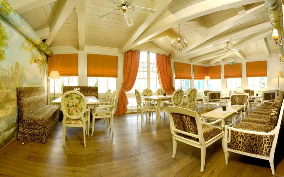 Beispiel: Wintergarten, Foto: Wedding Hotel Heitzmann.