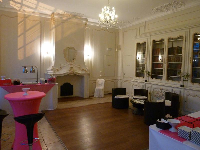 Le Château d'Art-sur-Meurthe Salon des Arts Configuration cocktail