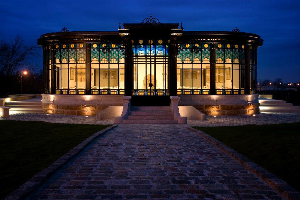 Pavillon du Prélat