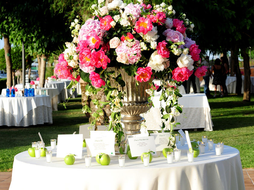 Jardín Botánico Celebraciones