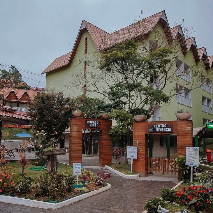 Hotel Fazenda China Park