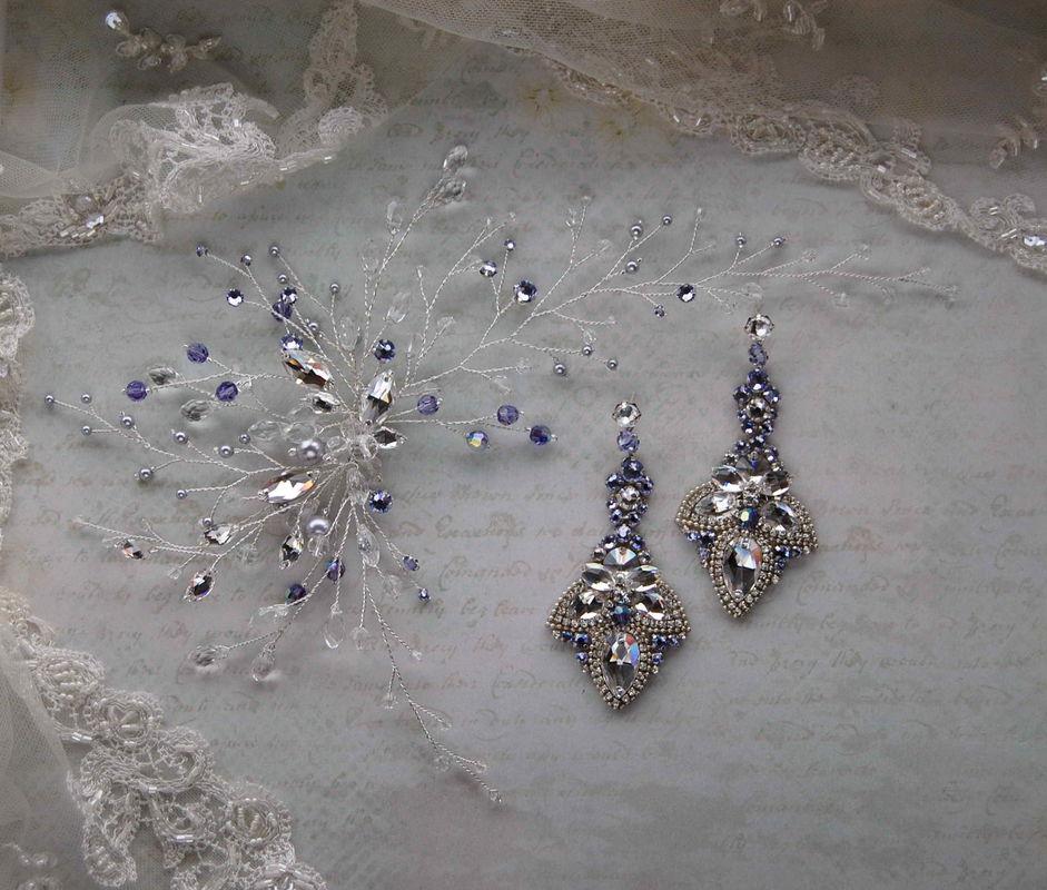 Свадебные украшения Mariya Evseenko