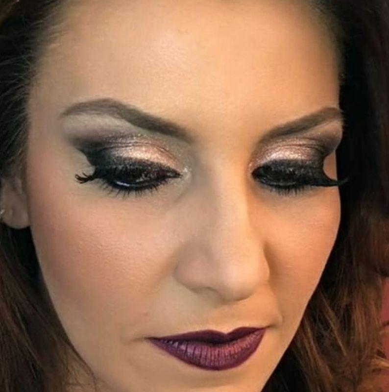 Dani Ferrarezi Make Up