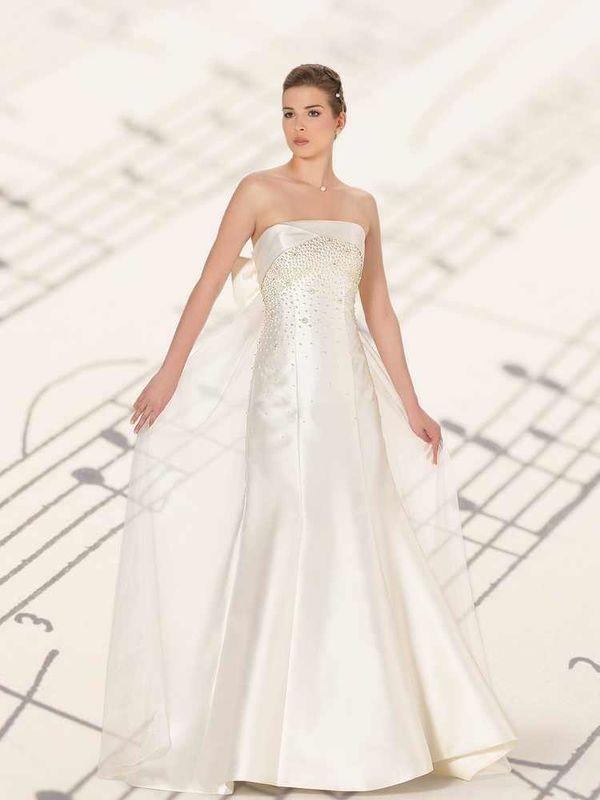 Robe de mariée Pronuptia en dépôt-vente chez Mariage en Rose.