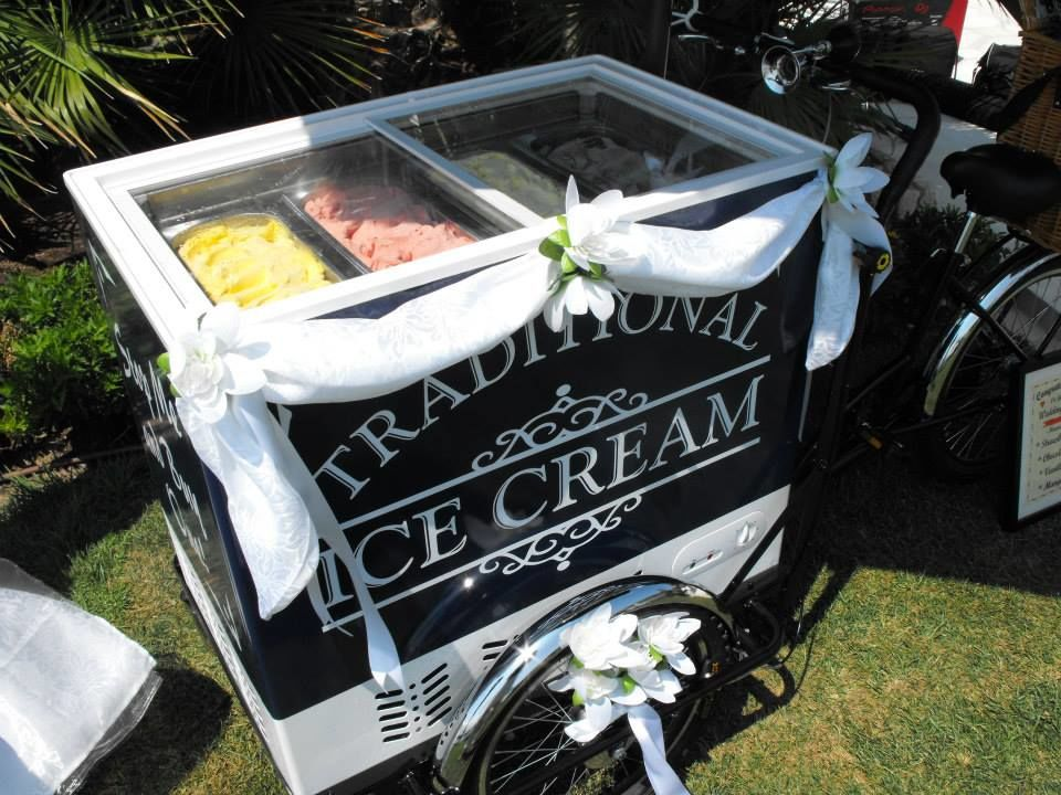 Algarve Ice Cream Bikes