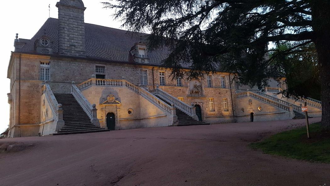 Chateau de Chaumont-Laguiche